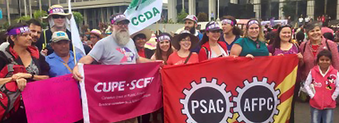 In defence of indigenous communities and workers' rights