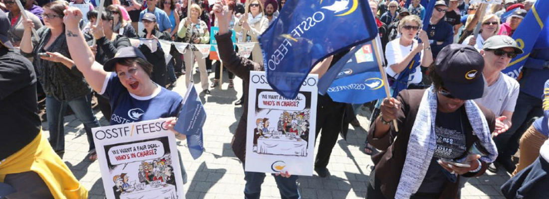 CUPE education workers to share almost $75M