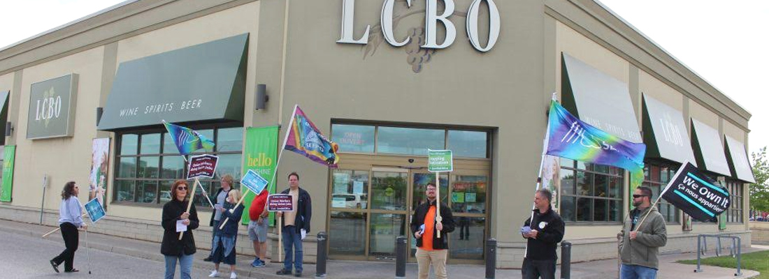 LCBO Extends Hours Ahead of Strike Deadline