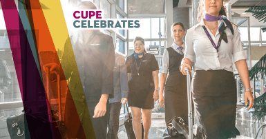 CUPE wins court case regarding airline safety