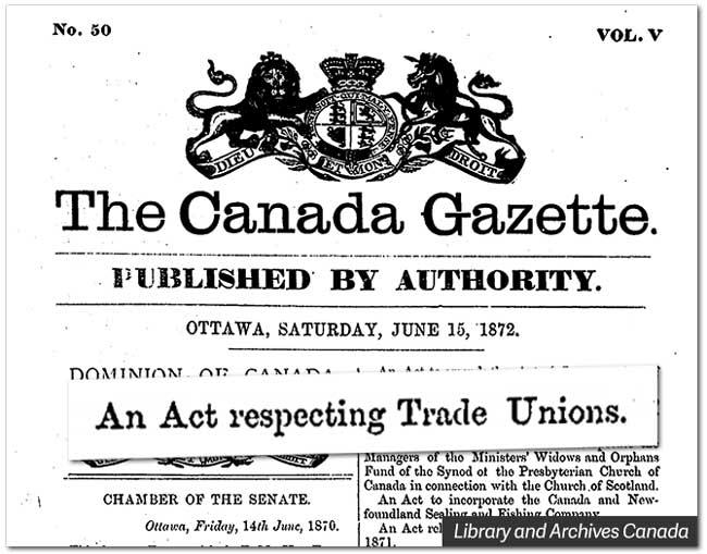 9 times Canada's labour movement made history and shaped the country we live in today