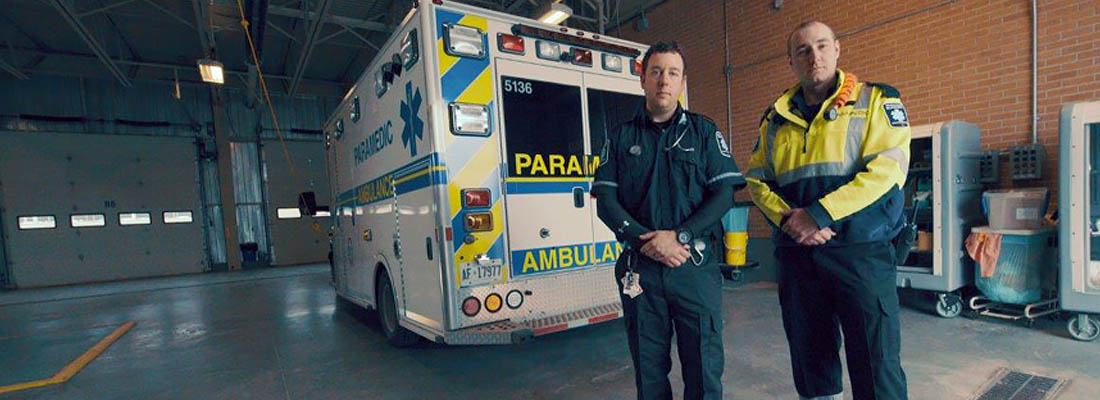 Who do Ontarians want to respond when they call 911? – 83 per cent say ambulance paramedics, not fire for medical response