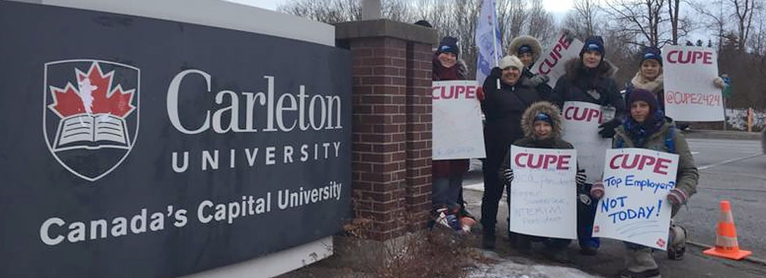 Tentative agreement reached between Carleton University, union