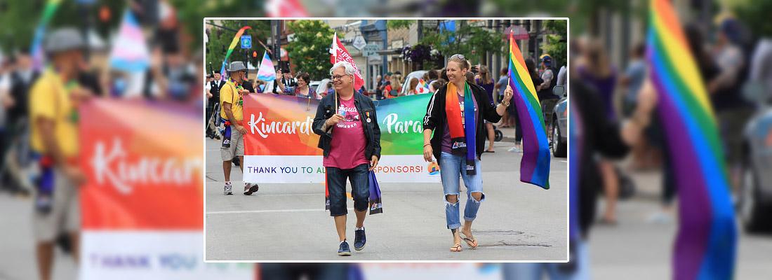 Kincardine Pride 2018 a celebration of inclusion in rural Ontario