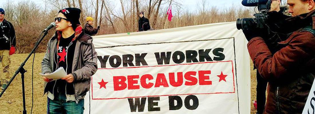 Striking workers slam back-to-work legislation
