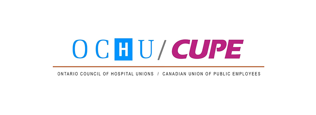 Toronto hospital workers call on employer to show respect and implement the contract they negotiated.