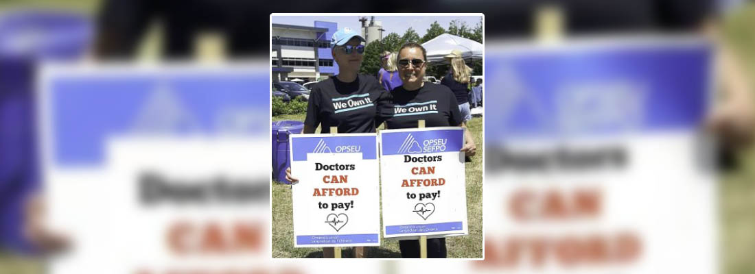 Family Health Organization strike continues