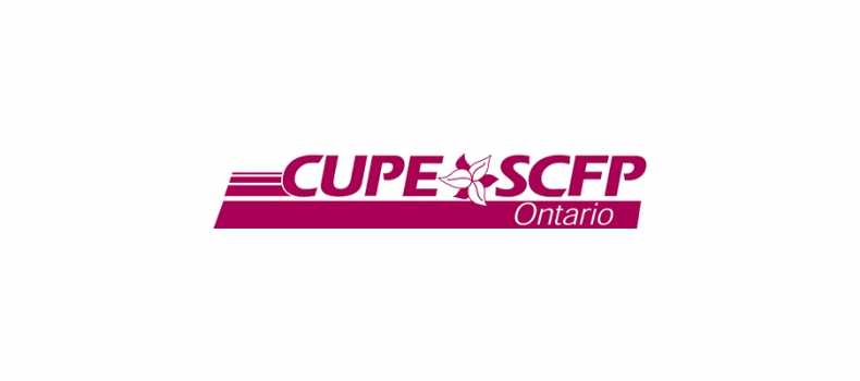 """Major labour law reform? Changing Workplace Review Final Report """"majorly disappointing,"""" says CUPE Ontario President"""